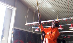 Telescopic Cleaning Lance