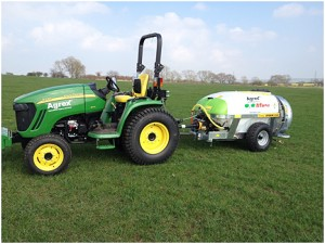 Storm 1000 Tractor Mounted